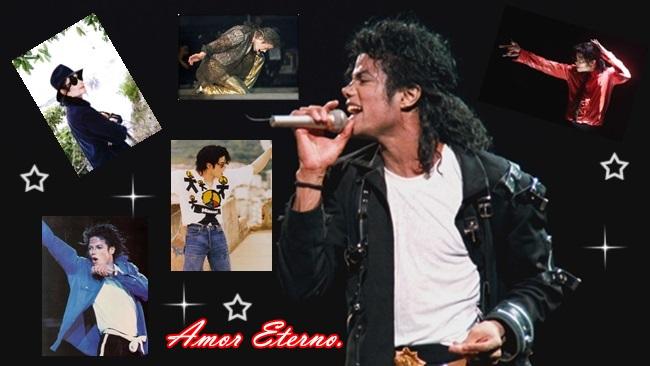 Michael jackson amor eterno