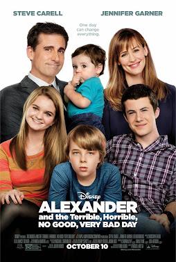 Alexander Và Một Ngày Kinh Khủng - Alexander and the Terrible, Horrible, No Good, Very Bad Day