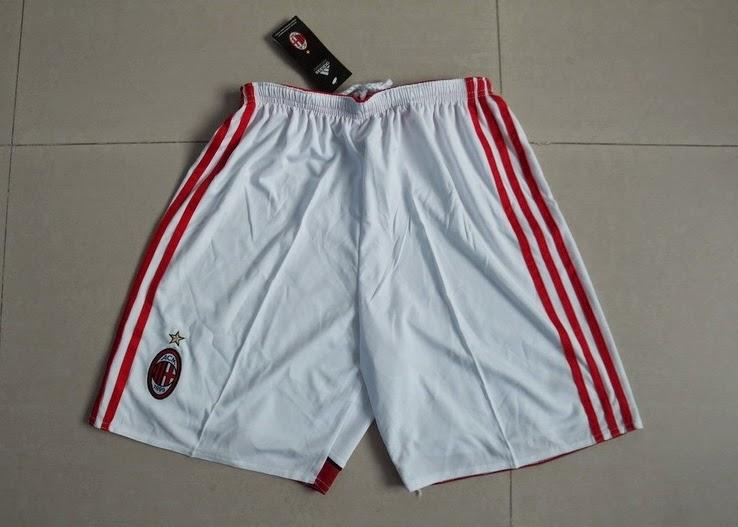 Agen Celana Olahraga Dan Sepakbola Impor  Ac Milan New 2015