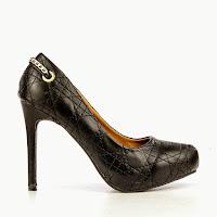 Pantofi dama Lola negri ( )