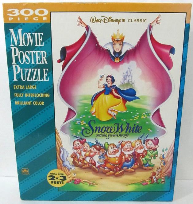 Filmic Light Snow White Archive 1990s Snow White