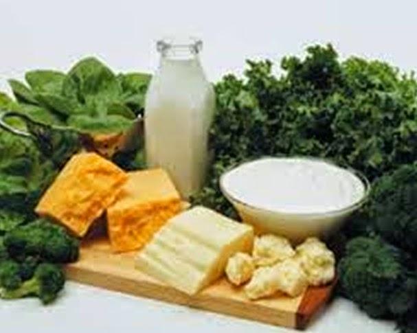 makanan berkalsium untuk merawat kuku agar lebih sehat
