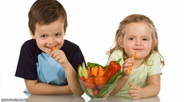 Beberapa zat gizi yang diperlukan untuk anak