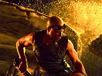 Vin Diesel en plena acción en nueva imagen de Riddick 3