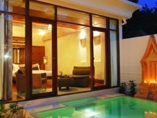 Montien House Hotel, Chaweng, Pool Villa