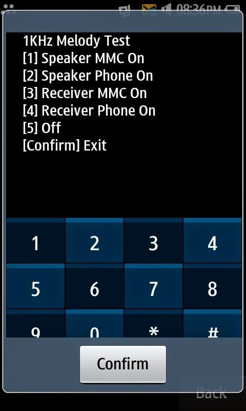 Cara mudah mengetahui kondisi Android (secret code) - Drio AC, Dokter Android