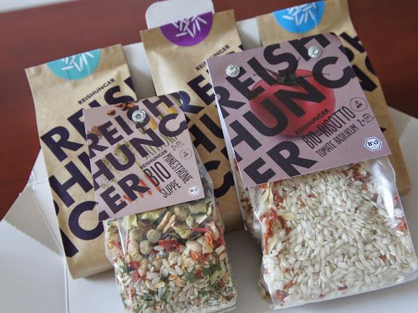 glutenfreier Reis von Reishunger (inkl.Gewinnspiel)