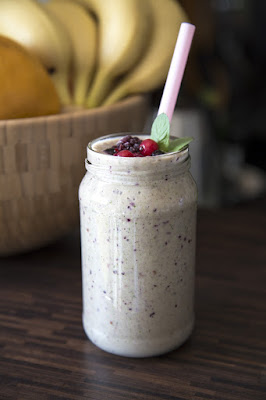 smoothies banane