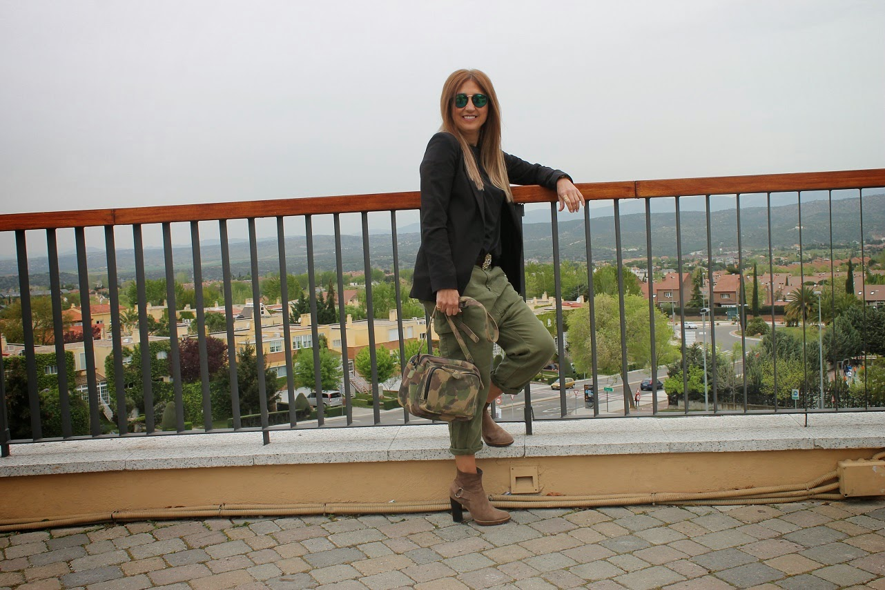Carmen Hummer, Las Rozas Villages, Street Style, Look, Fashion Blogger