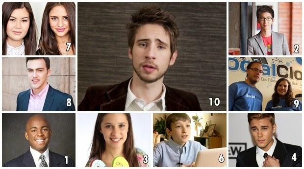 10 ideias de negocios de jovens milionários