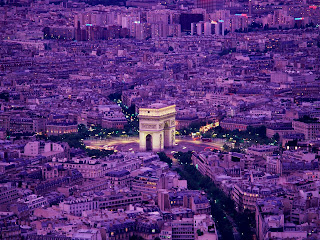 Arc de Triomphe, Paris, France Beautiful Pictures