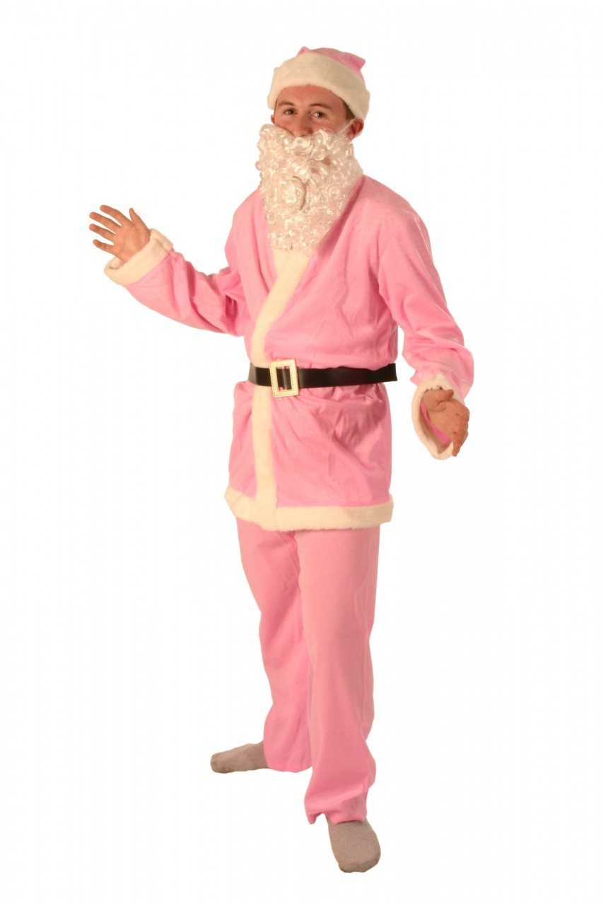 The pretty pink arsenal zat you santa claus a radical idea for