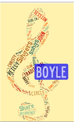 Boyle Traditional Singers CIrcle