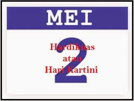 Antara HARDIKNAS dan Hari Lahirnya Kartini