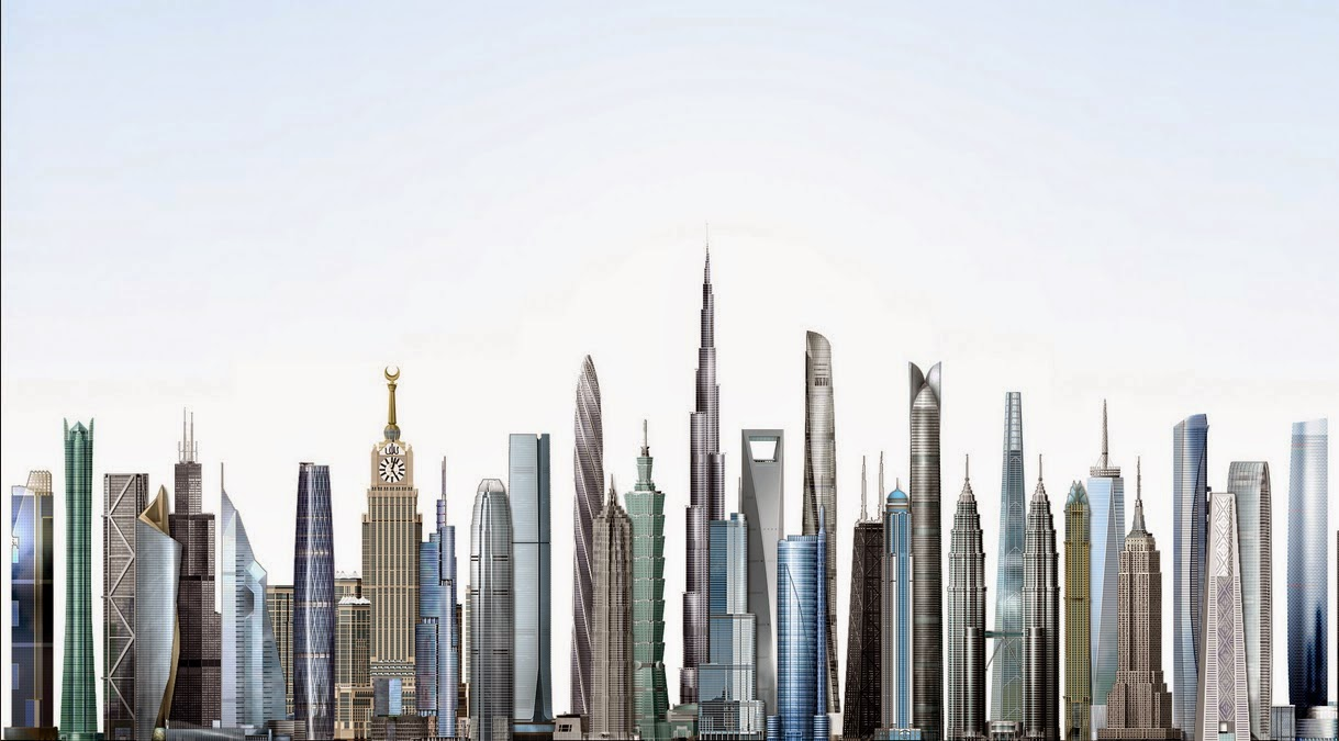 Discover 10 the most towers in the world discover the world for Names of famous towers