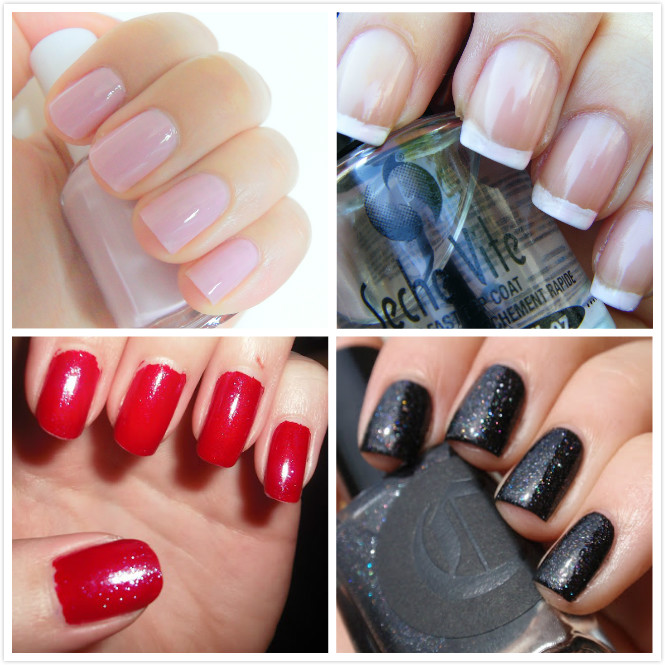 Nail Polish Colors To Wear With Red Dress Hession Hairdressing