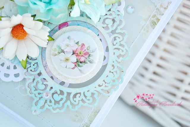 Kartka okolicznościowa, Urodzinowa, ślubna, scrapbooking