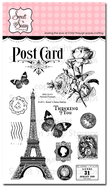 http://sweetnsassystamps.com/parisian-postcard-clear-stamp-set/