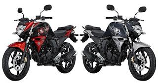Harga Motor Bekas dan Terbaru Yamaha Byson FI