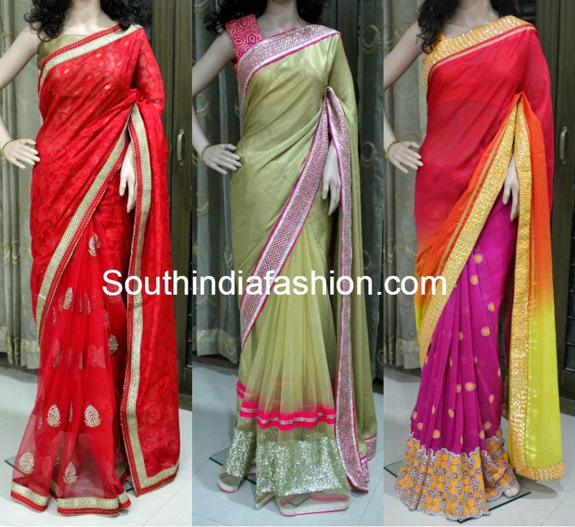 designer sarees hyderabad