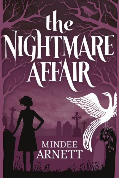 Books received fantasy scifi lovin reviews the nightmare affair fandeluxe