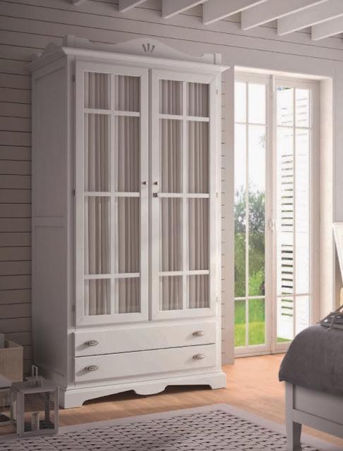 Blog de mbar muebles armarios a todo color - Armarios con puertas de cristal ...