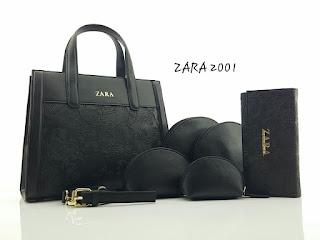 Tas KW ZARA Evelyn Set Semi Premium 2001CC Jakarta
