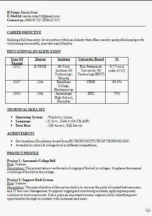 free download resume format best 25 job resume format ideas on pinterest cv format for job functional resume format example google search cool stuff - Job Resume Format