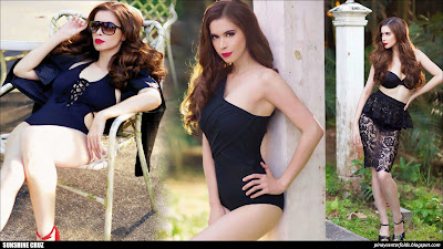 Sunshine Cruz In FHM 1