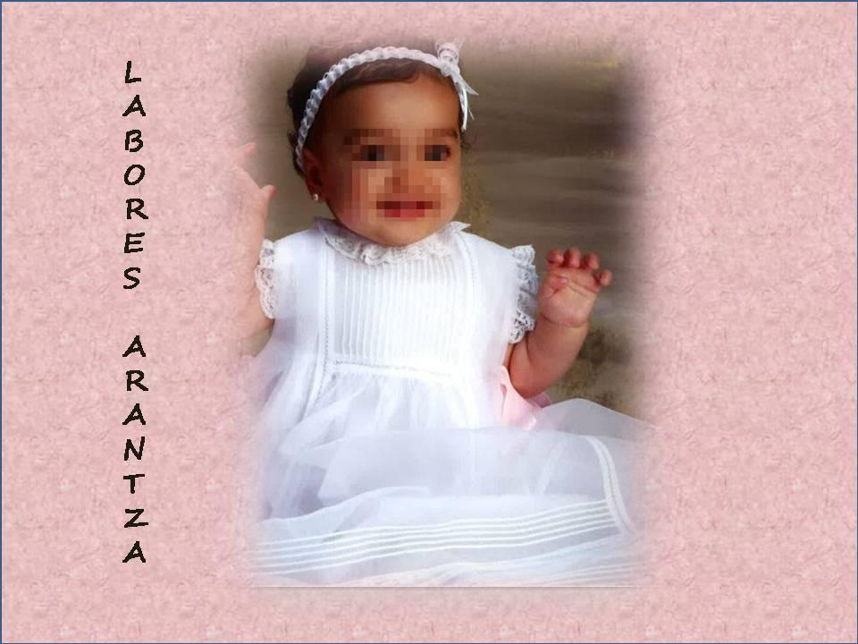 Arantza rivas ropa de dise o para beb s diademas de - Diademas para bautizo ...