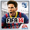 FIFA 14 By EA SPORTS App iTunes App Icon Logo By Electronic Arts - FreeApps.ws