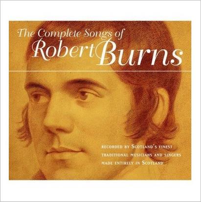 Robert Burns - The Complete Songs · (12 CD's)