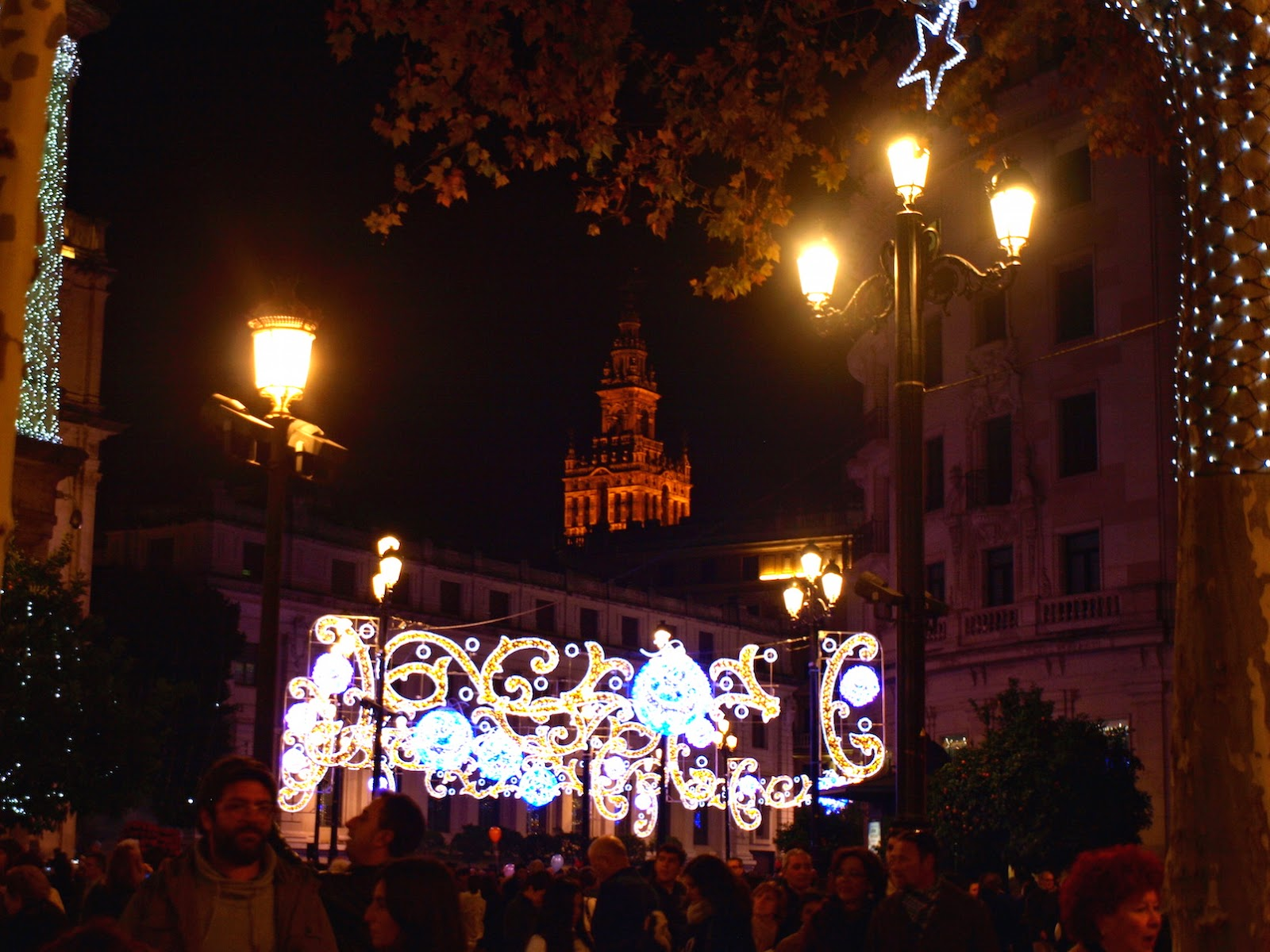 Sevilla daily photo la iluminaci n navide a - Iluminacion sevilla ...