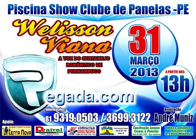 Festa na Piscina Show Clube