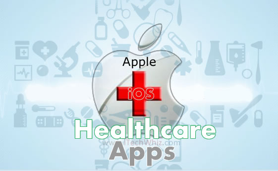 Apple iOS Healthcare Apps for iPhone, iPad, iPod Touch