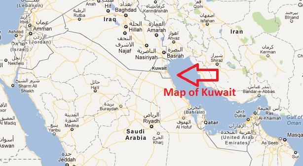 Riyadh City Map Ksa
