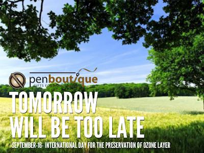 World Ozone Layer Day