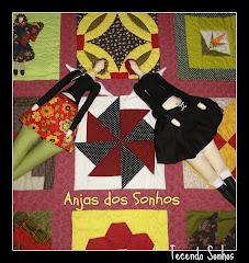 Coleção Anjas dos Sonhos - Inverno 2012