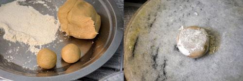 paratha dough