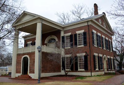 Dahlonega Gold Museum, former Lumpkin County Courthouse