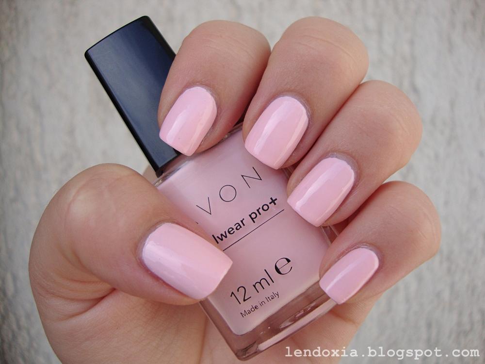 lendoxia avon pastel pink