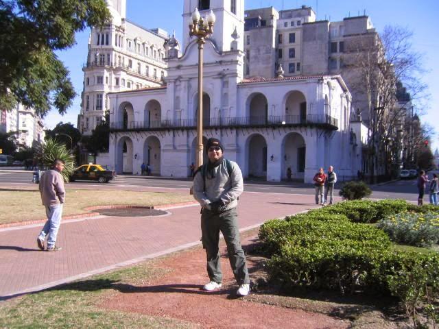 El Cabildo de Buenos Aires, Argentina