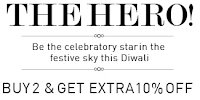 Snapdeal Diwali Offer: Buy 2 & Get Extra 10% Off on Men Fashion Accesories