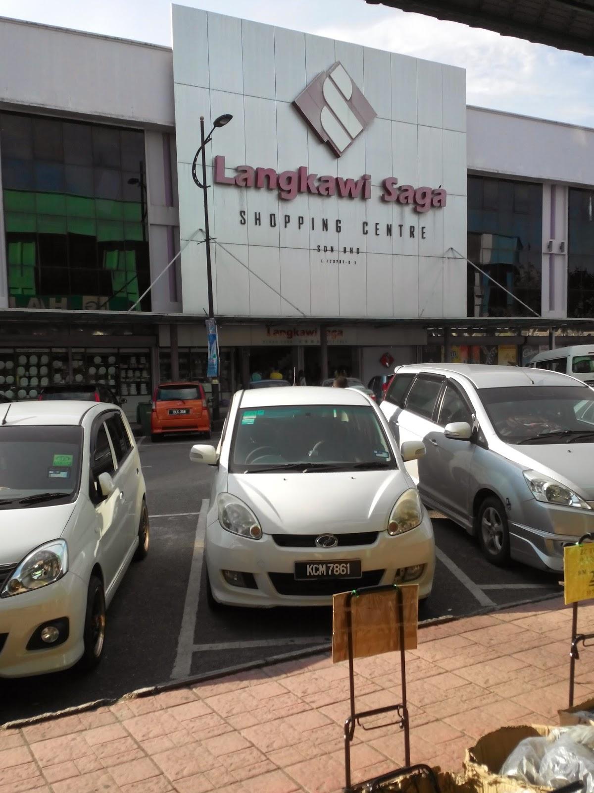 Tempat -Tempat Shopping Di Pulau Langkawi
