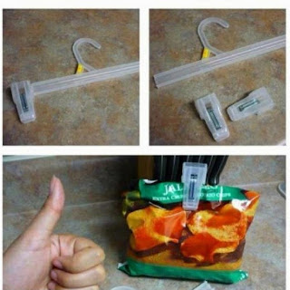 Frugal Tip: Chip Clip