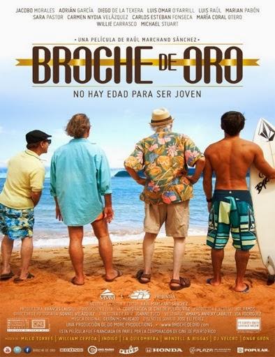 Broche de Oro (2012) Online Latino