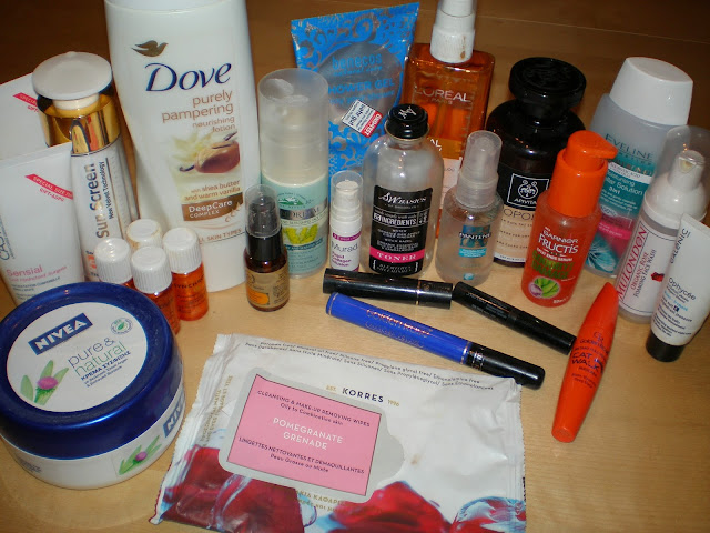 Spring Empties pack