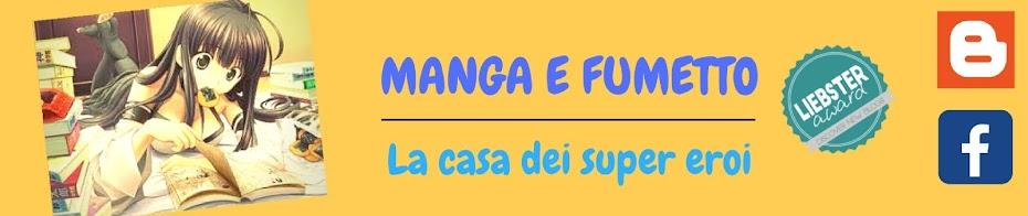 MANGA E FUMETTO