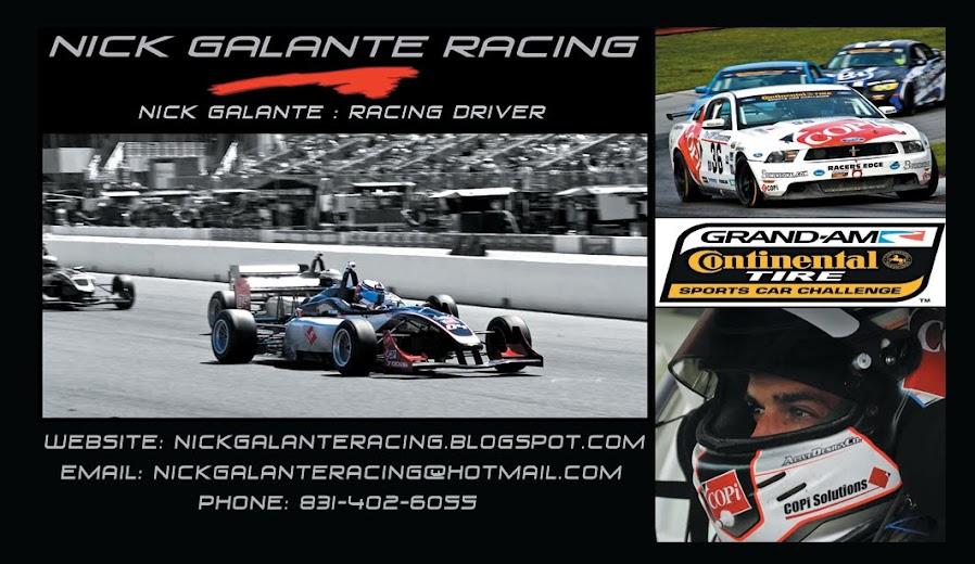 Nick Galante Racing