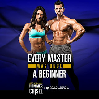The Master's Hammer and Chisel, Autumn Calabrese, Sagi Kalev, Brenda Ajay, new workout, challenge group, 21 Day Fix, meal plan, Hammer and chisel meal plan, lose weight, build muscle, improve balance, strength training, RA and fitness, rheumatoid arthritis exercises, 30 minute workout, at home workout